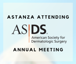 Astanza Attending ASDS Meeting in Chicago