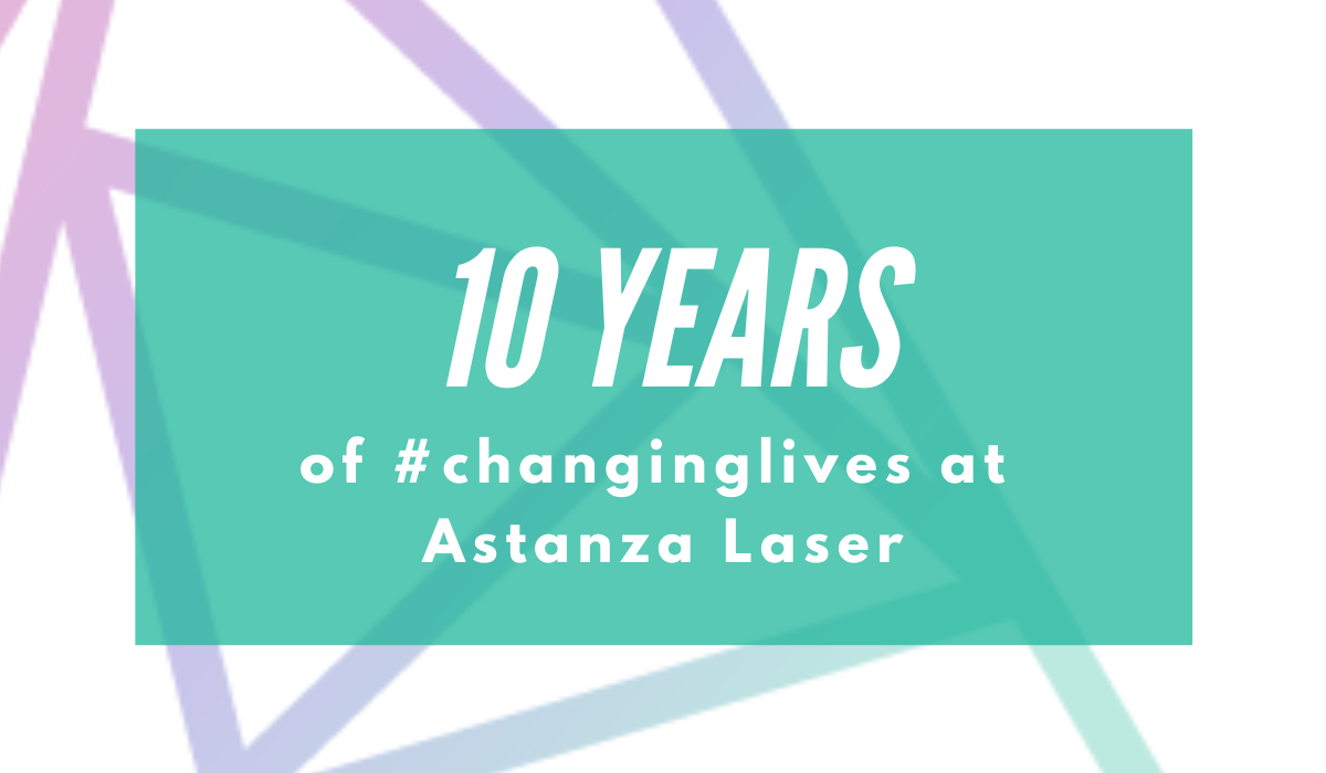 Astanza Celebrates 10 Years of Outstanding Service, Training, Marketing Support, and Technology