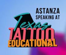 Astanza Laser to Speak at Texas Tattoo Educational in San Antonio TX