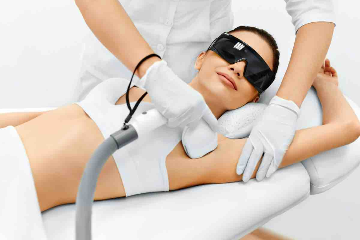IPL vs. Diode Laser Hair Removal Technology