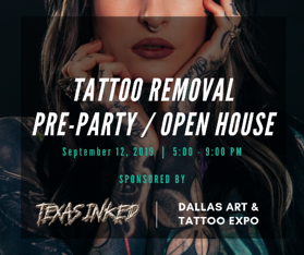 Dallas Art and Tattoo Expo Pre-Party _ Astanza Open House