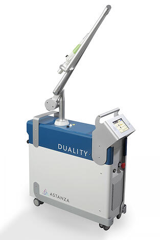 Astanza Duality Q-switched Nd:YAG laser