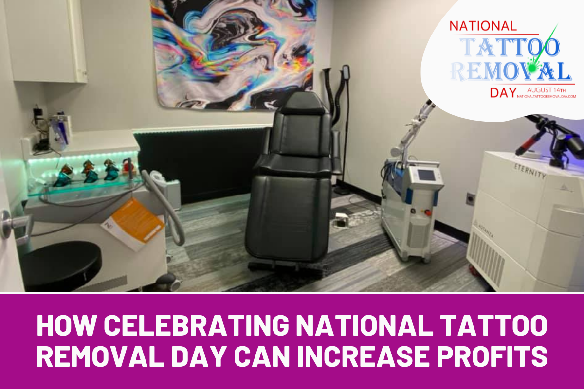 National Tattoo Removal Day Spectrum Laser Tyler Texas Laser Tattoo Removal Astanza