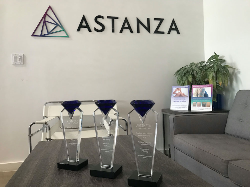 Aesthetic Everything Awards Astanza Laser