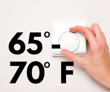 Keep it room temperature!