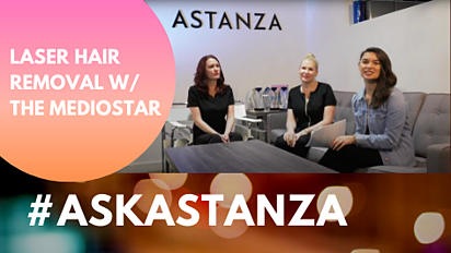 Laser hair removal mediostar astanza
