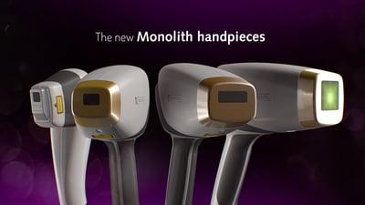 Monolith MeDioStar handpieces Asclepion Astanza laser
