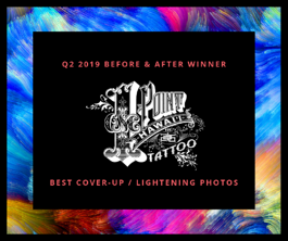 Q2 2019 Before & After Winner - Best Cover-up _ Lightening