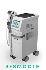 Laser hair removal with the Astanza ReSmooth
