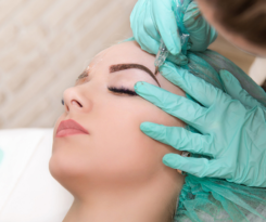 Regulations for removing permanent makeup
