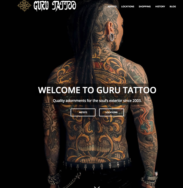 Pre-Recorded Webinar: Under the Ink featuring Guru Tattoo / Evolve ...