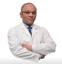 Prof. Essamelden M Mohamed with the Astanza QuadroStarPRO YELLOW