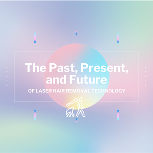 The Past Present and Future of Laser Hair Removal Technology