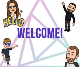 Welcome Garrett, Jarod, Amanda, Zeeshan
