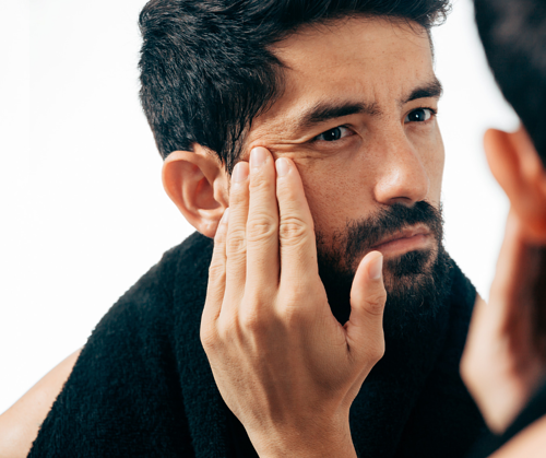 Wrinkle Reduction for Dad this Fathers Day
