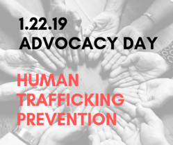 advocacy day for human trafficking prevention