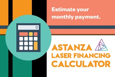laser financing calculator